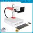 Qingyu stable laser marking machine supplier manufacturer for meter