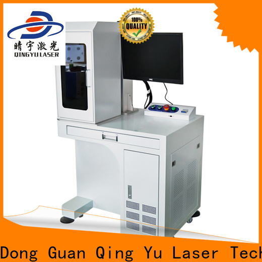 Qingyu laser marking machine manufacturers supplier for food