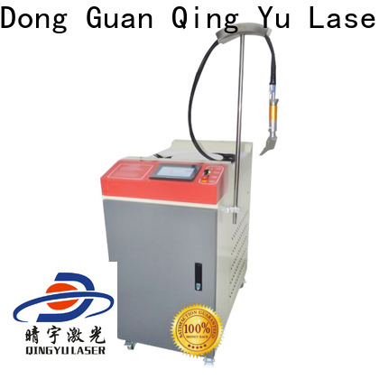 Qingyu good quality best welding machine factory price for outer right angle