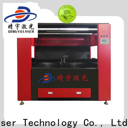 Qingyu laser cutting machine directly sale for marble