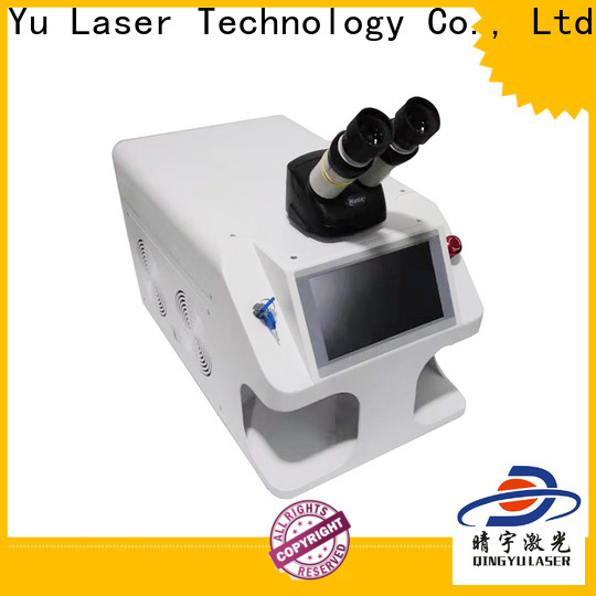 Qingyu stable laser welding machine factory price for large workpieces