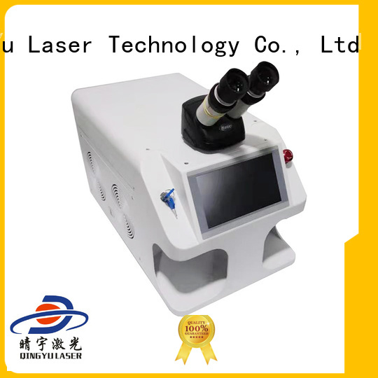 Qingyu stable laser welding equipment personalized for large workpieces