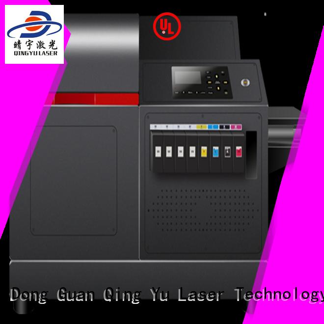 Qingyu laser machine