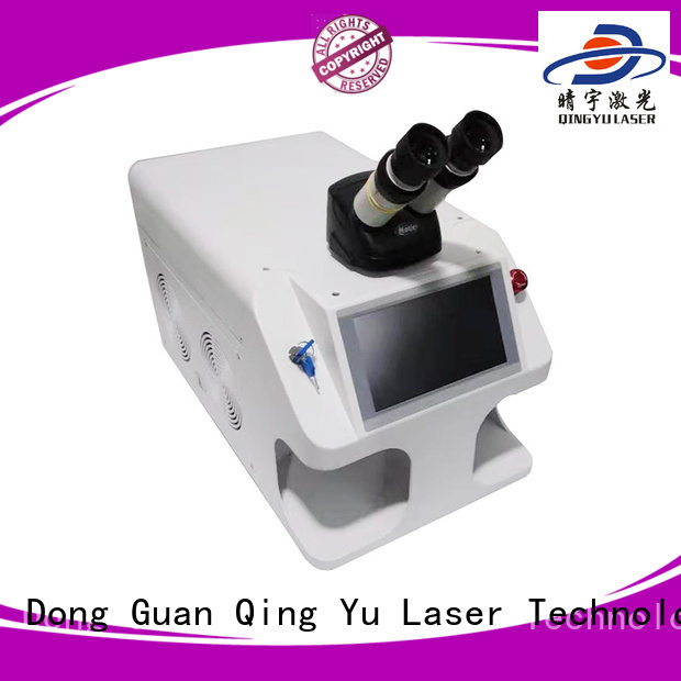 Gold sliver plate laser welding machine laser jewelry welding machine