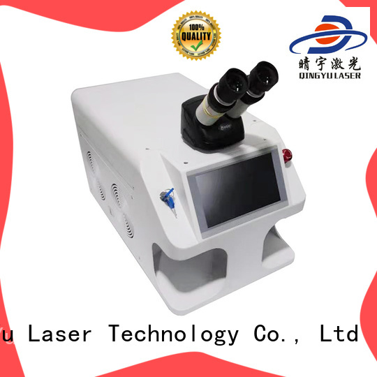 professional laser welder low energy consumption for large workpieces