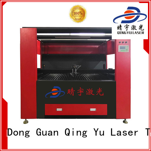 Qingyu stable laser cutter directly sale for marble