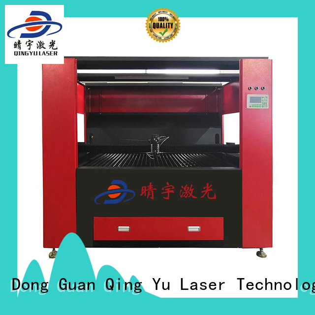 Qingyu high speed laser cutter manufacturer for cards