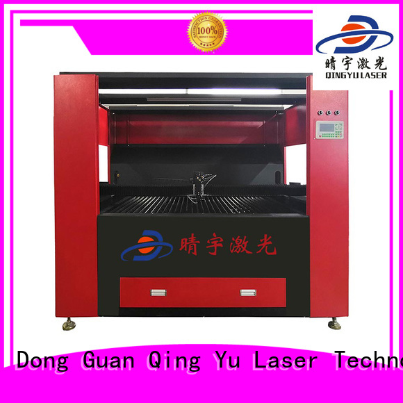 Qingyu laser cutter directly sale for glass