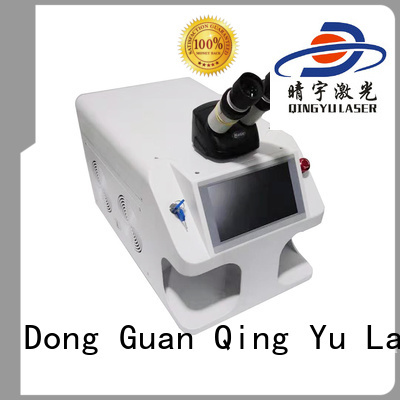 Qingyu laser welding machine wholesale for outer right angle