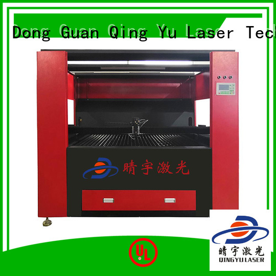 Qingyu reliable mini laser engraver for glass